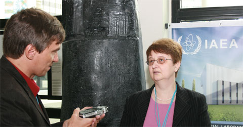 Елена Миколайчук, фото AtomInfo.Ru