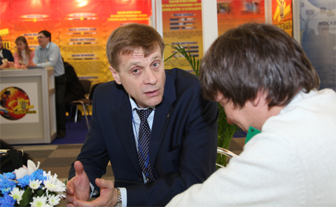 Вадим Беркович, фото AtomInfo.Ru